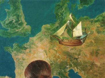 Evropa (ulje na platnu 48x36cm)