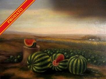 Minijatura – lubenica