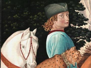 Impersonation – Dvojnik (akvarel na gipsanoj i MDF podlozi, 29,5x21cm) 2014.god.