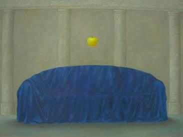 Melanholija (ulje na platnu 70x100cm) 2005.god.