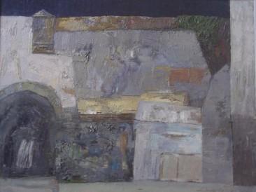 Nadgrađivanje (ulje na platnu) 1991. god.