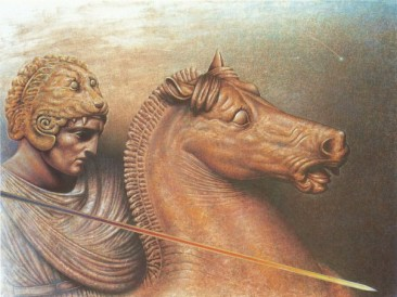Svetlosni ratnik – Alexander 2