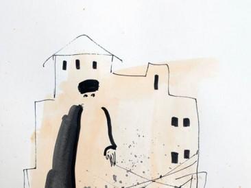 Crteži: Monasi – 02