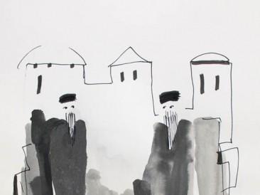 Crteži: Monasi – 04