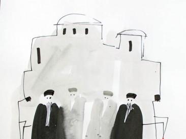 Crteži: Monasi – 06