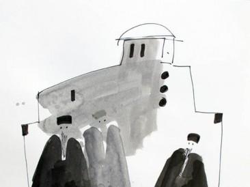 Crteži: Monasi – 07