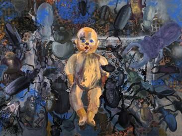 """Slike – Ciklus """"Dom za nezbrinute lutke"""""""