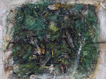 Dobro drvo (ulje na platnu, 80x95cm) 2015.