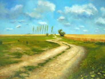 Slika (ulje na platnu, 60x80cm)