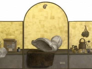 Jutro – triptih (ulje na dasci, 80x140cm) 1980.