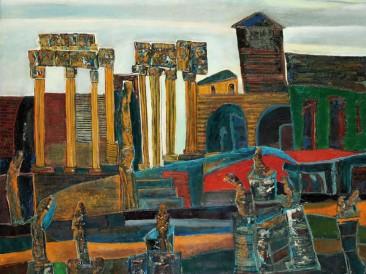 Rim (ulje na platnu, 2002.god.)