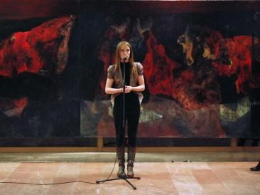 Samostalna izložba u Novom Sadu 2012