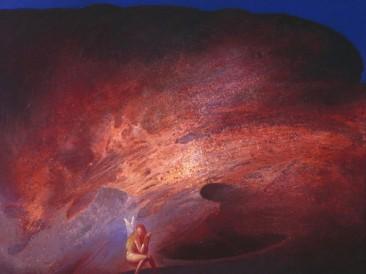 Decision (oil on canvas, 50x60cm)