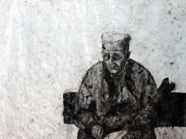 Portret-XII-kombinovana-tehnika-160-x-200-cm-2015