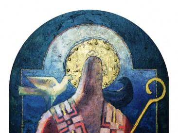 Dilema (ulje na platnu,  50x70cm) 1994. God.