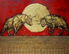 4. Dusko Trifunovic - Bullfight