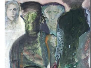 Porodica (ulje na platnu, 205x114cm) 2007.god.
