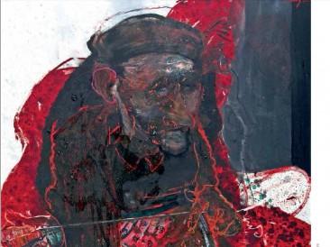 Baba (ulje na platnu, 140x100cm) 2009.god.
