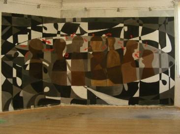 Mural (Novi Sad) 2012.god.