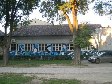 Mural (Petrovaradin – sportski centar) 2011.god.