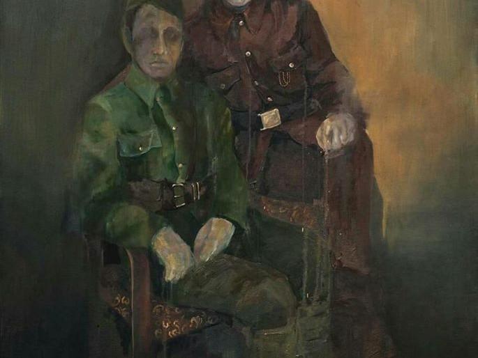 ,,Vasiljević,, - 100x140, 2018.