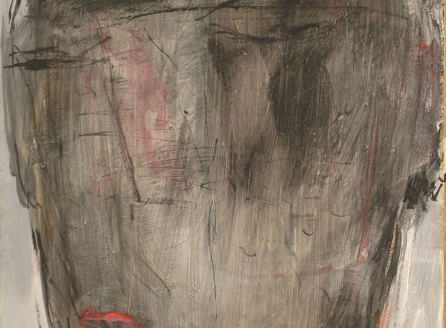Akril na kartonu - Acrylic on carboard 100x70