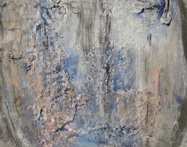 Akril na platnu- Acrylic on canvas 20x30 cm