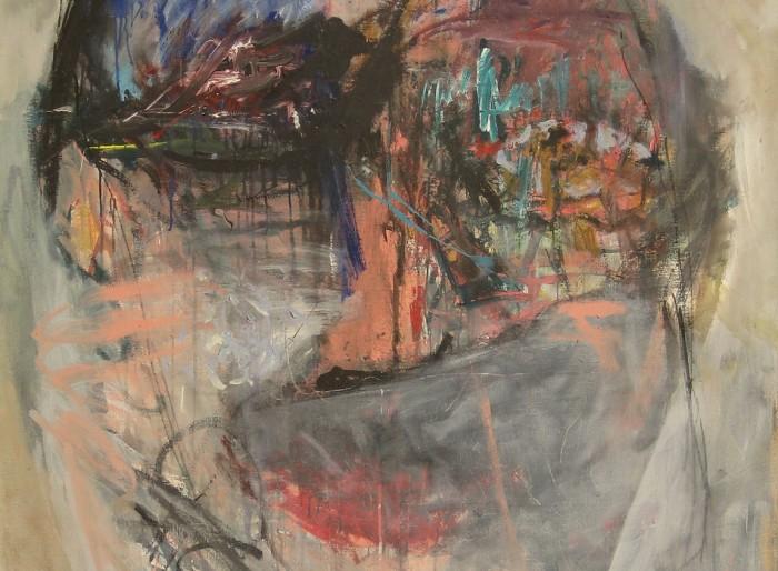 MOJ OTAC-Ulje na platnu -Oil on canvas 160x150 cm