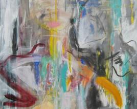 PAR-Ulje na platnu-Oil on canvas 120x100 cm