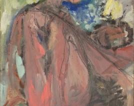 PAR-Ulje na platnu-Oil on canvas 60x50 cm