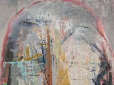 Glava 9 (ulje na platnu, 200x150cm)