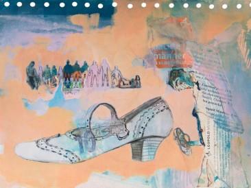 Dani svesnosti – Deseti decembar(24x30cm, akril-papir) 2007.
