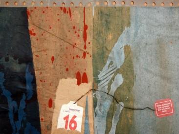Dani svesnosti – Šesnaesti decembar (24x30cm, akril-papir) 2006.