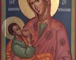 01 Bogorodica Mlekopitateljica, vaznesenjska crkva u Beogradu