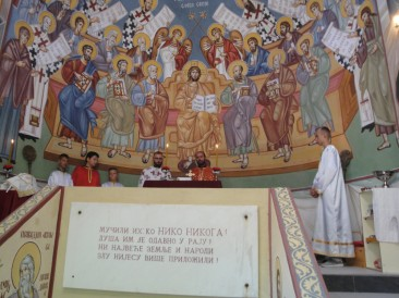 Projekti:  Spomen crkva livanjskih mučenika Sv. Marina, Livno