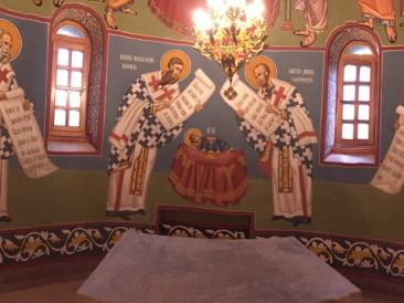 Projekti: Oltarski prostor u Strojicama