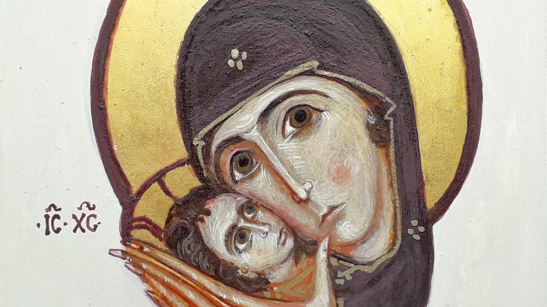 10 PRESVETA BOGORODICA I ISUS HRIST