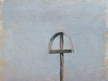 Sveti grob (35×26 cm, ulje na platnu, 2016.god.)