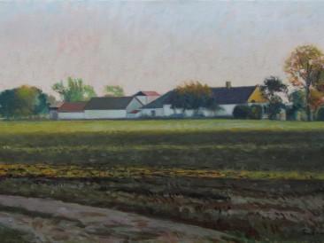 021 Milan Pivnički, ulje na platnu,  45×70 cm, 2018.