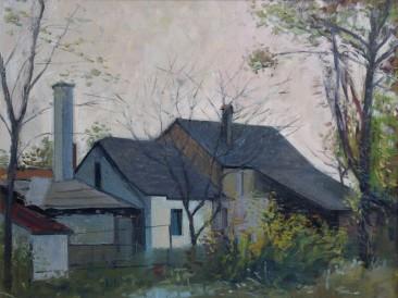 033 Stare Srbobranske kuće