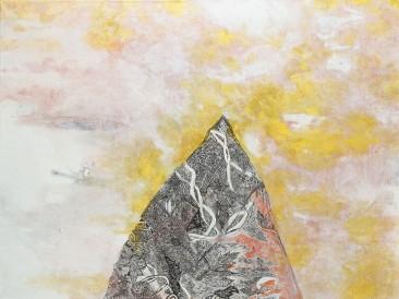 Dina ili Magično brdo (120x90cm, 2017.god.)
